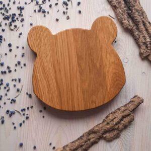 Тарелка детская «Мишка»