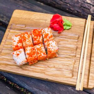 Доска для подачи суши/роллов.