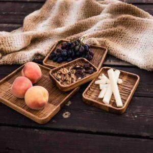 Набор тарелок для подачи из 4 штук