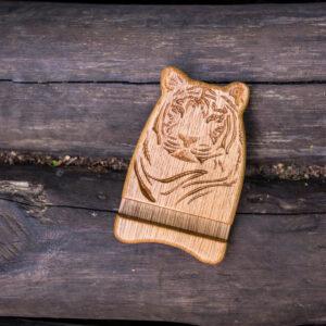 Подставка для телефона «Тигр».